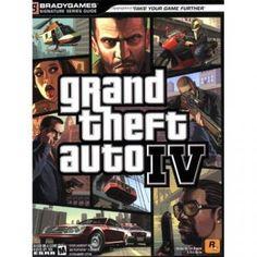 Libro de Trucos, Mapas y Pistas Grand Theft Auto IV PS3 y Xbox  8.50 €