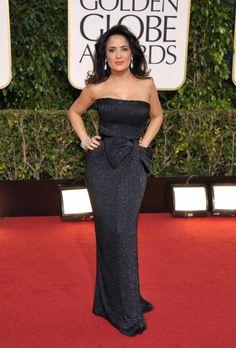 Golden Globes 2013 - Best Dressed