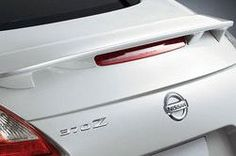 Painted 2009-2015 Nissan 370Z Spoiler Factory Style