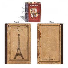 7 Gypsies Book Covers - Paris