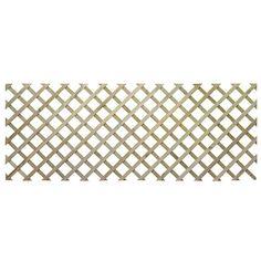 Spaljé Diagonal Spaljé diagonal i tryckimpregnerad furu. Monteras enklast ihop med Ramlist tryckimpregnerad (BAUHAUS art.nr 6062043A) Teknisk information H