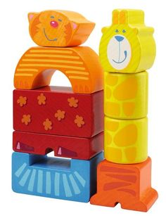 Zoolino #BuildingBlocks - these are just too cute! @habausa #brilliantkids #habausa