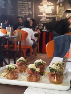 Carpaccio no restaurante Larriquerri - Onde Comer em Salvador Blog de Gastronomia