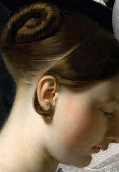 Claude-Marie Dubufe - The Dubufe Family in 1820 (detail)