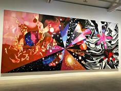 Exposição solo das obras de James Rosenquist na Galerie Thaddaeus Ropac Pantin em Paris. Post completo no blog. #jamesrosenquist #thaddaeusropac #galerie #paris #arte #cultura #art #viagem #travel