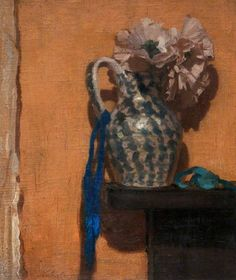 William Nicholson http://www.bbc.co.uk/arts/yourpaintings/paintings/the-paper-poppies-196026