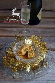 il gattoghiotto: Cantucci al parmigiano e pistacchi...ed è ancora Christmas Edition!