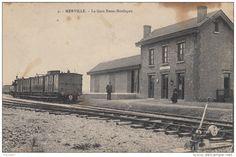 Merville - La gare Basse-Boulogne