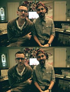 Chaz and Mike - Linkin Park