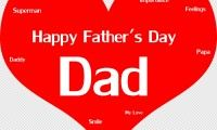 father day 2014 wishes from daughter