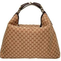 Gucci Extra Large Hobo Handbag - in my top 10 handbags I've owned!