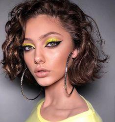 Glam Makeup, Skin Makeup, Makeup Inspo, Makeup Inspiration, Makeup Tips, Beauty Make-up, Beauty Hacks, Make Up Color, Glitter Make Up