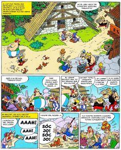 Astèrix, Obèlix i Julian Assange.  #JuliCesar #Asterix #Obelix #JulianAssange #Llibre #Comic