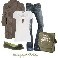Casual Olive