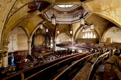 Abandoned church in U.S. - Thomas Jorion Professional photographer and fine art photography