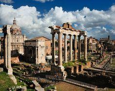 Canvas Print  Rome  Photo di Edicom su Etsy