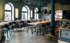 Latest entries: Ampersand (Lucerne, Switzerland), Europe Restaurant