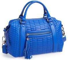 Aimee Kestenberg Caleb convertible leather satchel