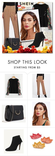 """""""Shein3"""" by melika11 ❤ liked on Polyvore"""