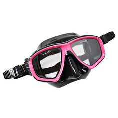 Scuba Pink Dive Mask FARSIGHTED Prescription RX 1/3 Optical Lenses (+2.5) Chamomile Hydrating Cleanser - 3.25 fl. oz. by Better Botanicals (pack of 3)