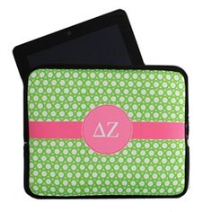 ipad sleeve.  Oh wow!  You can get all greeked out.  Lol!