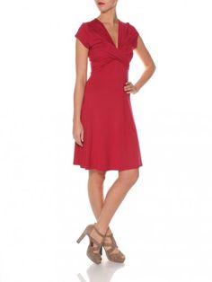 Rode jurk La Fee Maraboutee