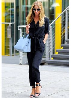jumpsuits!  so effortlessly chic.
