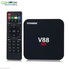 High Tech SCISHION V88 TV Box Rockchip 3229 Quad Core