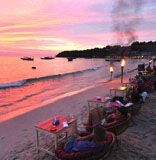 Sihanoukville, Cambodia can be regarded as a paradise for the tourists as it offers everything they need to enjoy their days and nights to the fullest. From visiting the sandy white beaches, going to tropical islands, witnessing the historical monuments,