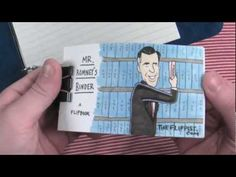 Mitt Romney Binder Animated Flipbook