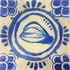 Join us for a Community Mural Celebration in honor of the  exhibition #ClayBetweenTwoSeas this Saturday at #CrowAdventureAsia Welcome Om. #CrowCollection #YourAsianArtMuseum #CommunityEngagement  #Repost : @tx_emiline  Painting with cobalt glaze onto a tile today at a Talavera workshop @crowcollection . We were asked to think about globalization's affect on art and include something culturally relevant to us. I included one of my desert mounds.