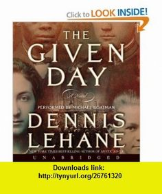 Nice persuader lee child audiobook free download audiobooks the given day cd 9780061661518 dennis lehane michael boatman isbn 10 fandeluxe PDF