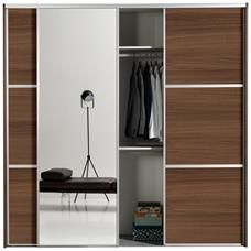 Wardrobes on pinterest raised panel closet system and for Armoire boconcept