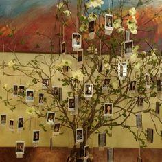 Grad party wish tree