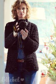 Ellebel: Snel gehaakt wintervest Crochet Coat, Crochet Cardigan, Filet Crochet, Crochet Shawl, Diy Crochet, Crochet Clothes, Crochet Hooks, Shrugs And Boleros, Crochet Accessories