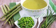 Moja špargľová polievka - Powered by Asparagus, Vegan Recipes, Vegetables, Breakfast, Fit, Ethnic Recipes, Soups, Craft, Morning Coffee