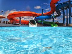 Destin kids activities for your family vacation. Read about a water park, arcade, go karts, thrill rides and more in this top Florida destination. Great Vacation Spots, Great Vacations, Vacation Ideas, Water Park Rides, Water Parks, Toronto, Orange Beach Alabama, Royal Caribbean International, Hidden Beach