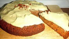 Carrot Cake With No Junk #CatElliott