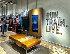 NIKE Fashion Island experience store, Newport Beach   California sports