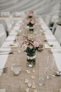 Charming weddings trend for working out a delightful memory. Study this fantastic pink-link number 5482644660 here. Wedding Trends, Wedding Tips, Wedding Designs, Wedding Table, Our Wedding, Wedding Planning, Dream Wedding, Simple Wedding Decorations, Simple Weddings