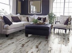 floor Inhaus Urban Loft in Whitewashed Oak White Wash Laminate Flooring, White Washed Floors, Cedar Furniture, Best Laminate, Urban Loft, Floor Colors, Trends, Cool Rooms, Decorating Your Home