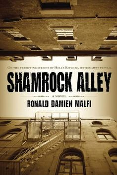 Free Book - Shamrock Alley, by Ronald Damien Malfi, is free from Barnes & Noble, courtesy of publisher Medallion Press.