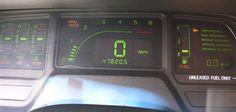 Ford Thunderbird, Mercury Cougar (1989-1993) Digital Gauges, Digital Dashboard, Dashboard Design, Ford Thunderbird, Dashboards, Firebird, Retro Cars, Mercury, Projects To Try