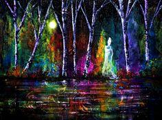 Midnight Spirit by AnnMarieBone.deviantart.com on @deviantART
