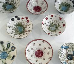 Stacey Manser-Knight - Small Dishes at Cambridge Contemporary Art