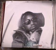 """#KoolGRap – Fast Life / It's A Shame (Remixes) 12"""" #Vinyl #uniqbeats #ebay #hiphop"""