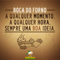 Peça para facebook, Boca do Forno.