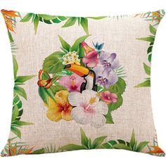 2015 Obeny Cotton Linen Cushion No Filler Pillow Chair Car Sofa Cushions Decorative Throw Pillows 45*45cm