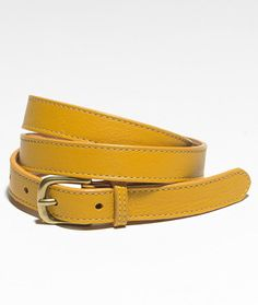 """Women's Leather ?"""" Belt 