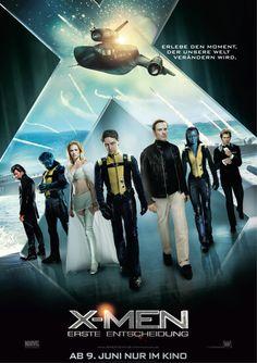 Poster zum Film: X-Men: Erste Entscheidung